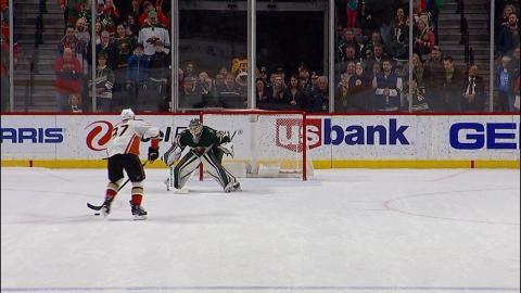 Ducks outlast Wild in 11-round shootout