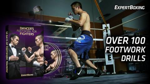 Advanced Footwork Drills for Fighters