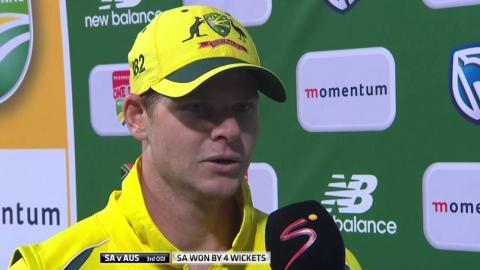 Smith bemoans inexperienced bowling attack