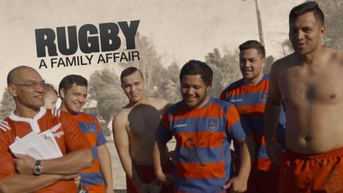 Rugby: The Fox Family Religion
