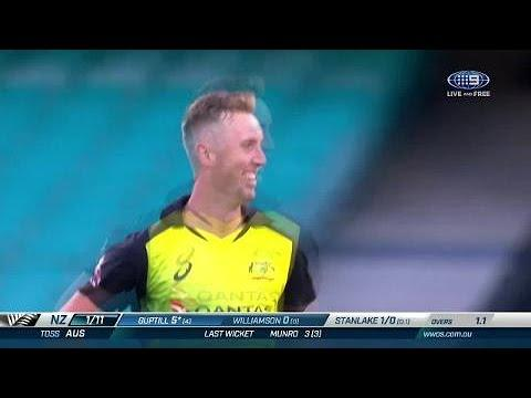 Stanlake takes two wickets in two, and then ...