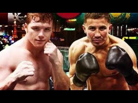 Gennady Golovkin vs Canelo Alvarez ! No More Ducking GGG ! WBA IBF WBC & Lineal Titles ! HBO Boxing