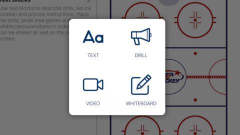 USA Hockey Mobile Coach Practice Plan Designer Tutorial