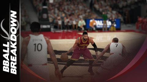 Cleveland Cavaliers at Toronto Raptors: An NBA2k16 Preview