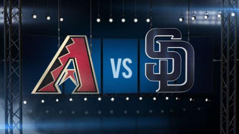 8/20/16: D-backs pitch their way to a 2-1 win