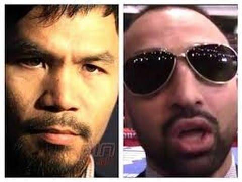 Malignaggi Made To Look Like Clown He Is Over Freddie Roach & Manny Pacquiao Comments !!