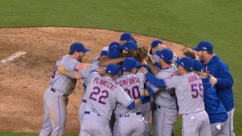 10/15/15 MLB.com FastCast: Mets advance to NLCS