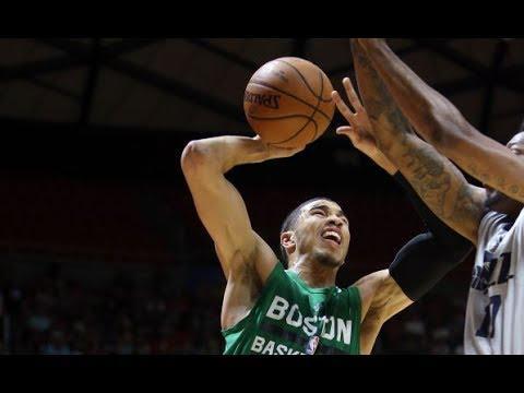 Full Highlights: Lonzo Ball vs Jayson Tatum, MGM Resorts NBA Summer League | July 8