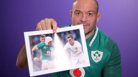 Competition: Win a signed Rory Best photo from 2017!   NatWest 6 Nations