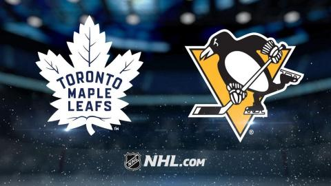 Maple Leafs stave off Penguins, 4-3