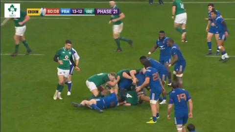 Irish Rugby TV: 41 Phases - Drop Goal
