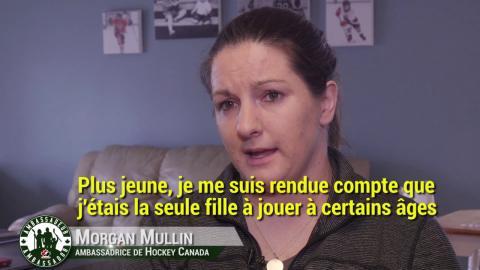 Ambassadrice de HC: Morgan Mullin