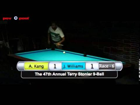 Amar Kang vs Jason Williams - Stonier 47 - Bonus Match