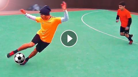 ee19d4ec5fd41 Learn These Amazing 1on1 Football Skills in 5 Minutes! - Tutorial