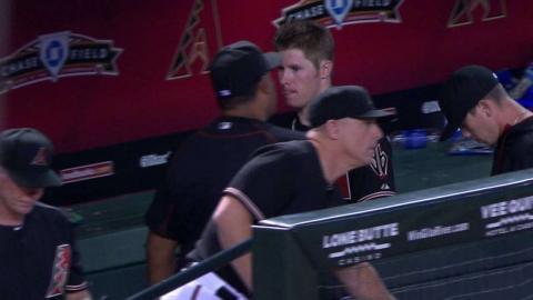 NYM@ARI: Delgado gets Campbell, leaves bases loaded