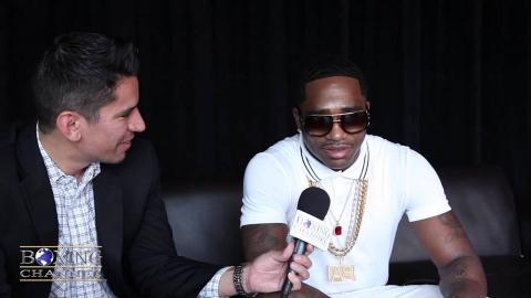 """Adrien Broner teaches us to """"shoot dice""""...and of course talks about his upcoming fight."""