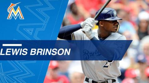 Top Prospect: Lewis Brinson, OF, Marlins