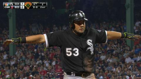 CWS@BOS: Melky collects four hits in win over Red Sox