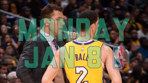 NBA Daily Show: Jan. 8 - The Starters