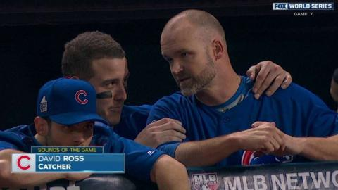 WS2016 Gm7: Rizzo discusses Game 7 emotions with Ross