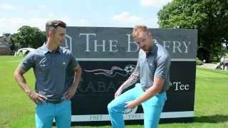 THE BELFRY GOLF COURSE VLOG PART 1