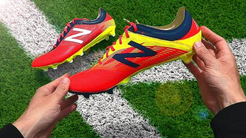 New Balance Furon 2.0 Pro - Football Boots Unboxing