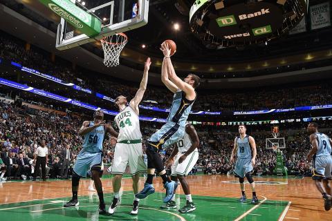 Memphis Grizzlies Top 10 Plays of the 2014-15 Season