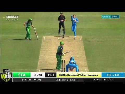 Melbourne Stars v Adelaide Strikers, WBBL|03