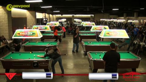 2017, Texas ACS 8-Ball Team Championships - Ep #1