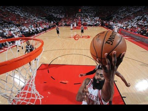 eda4e8bc5d25 Kawhi Leonard and James Harden Duel it Out in Game 3!