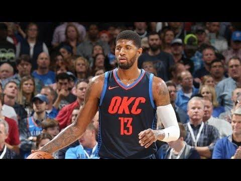 Paul George, James Harden, and the Best Plays From Sunday | December 3, 2017