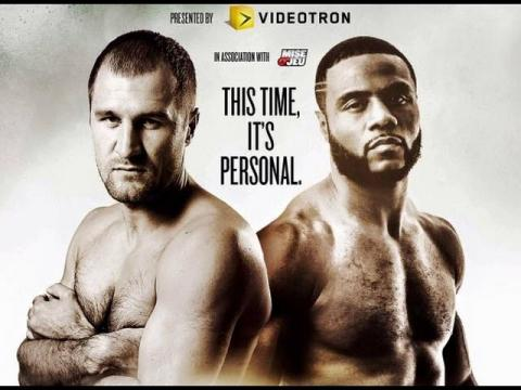 Sergey Kovalev vs Jean Pascal 2 Fight Prediction Rematch Analysis Adonis Out - Andre Ward Still In