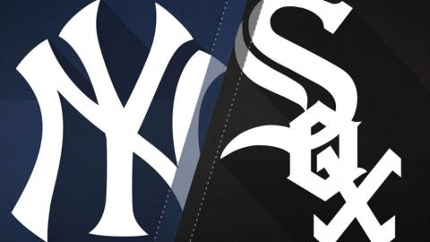 6/28/17: Andujar drives in four to lead Yanks in win
