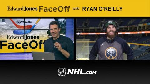 Ryan O'Reilly on working through Sabres struggles