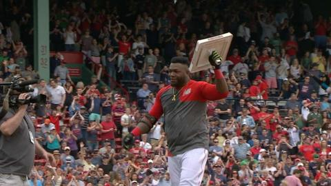 HOU@BOS: Big Papi drives in Bogaerts for walk-off win