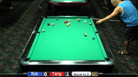 #3 - Tang Hoa vs Bob Ohashi - HTB 1-Pocket / NOV 2015