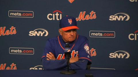 MIA@NYM: Collins discusses 10-3 loss to Marlins