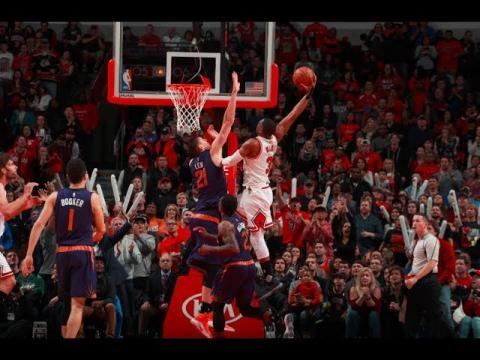 Chicago Bulls' Top 10 Plays of the 2016-2017 NBA Season