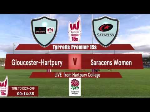 Tyrrell's Premier 15s Round 7 Match Highlights:   Gloucester Hartpury Women's RFC v Saracens Women