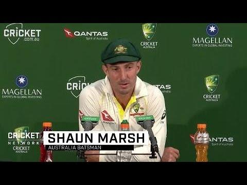 Experience helped me relax and enjoy: Marsh
