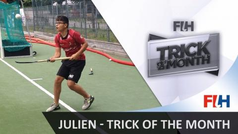 Julien - Trick of the Month