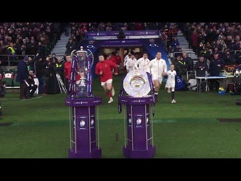 O2 Inside Line: England v Wales
