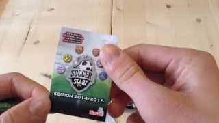 Soccer Starz - 1 Booster / Pack [ Opening / Unboxing ]