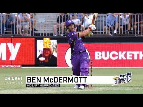 The best sixes from the BBL|07 finals