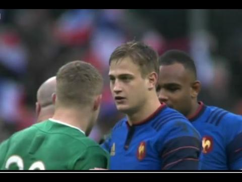 TOP 3 Players France vs Ireland rugby 13.02 | Six Nations 2016