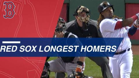 Best Red Sox Statcast moments of 2017