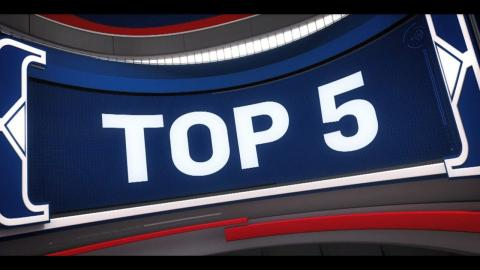 Top 5 Plays of the Night: December 5, 2017