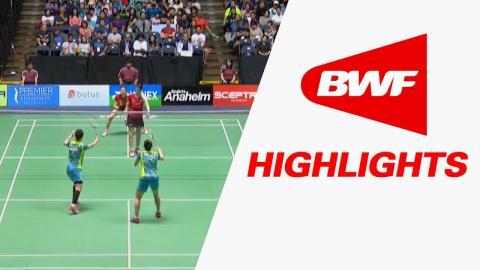 Yonex US Open 2017 | Badminton F – Highlights