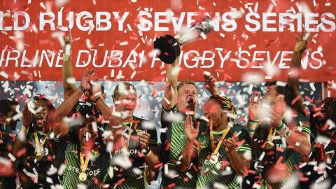 South Africa storm to Dubai sevens title!