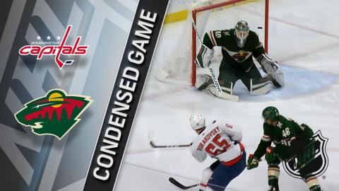 02/15/18 Condensed Game: Capitals @ Wild